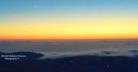 عجباً أيها الليل....يقولون عنك هادئ وفيك تصرخ كل القلوب... Good night... (Bkaa Safreïn, Liban-Nord, Lebanon)