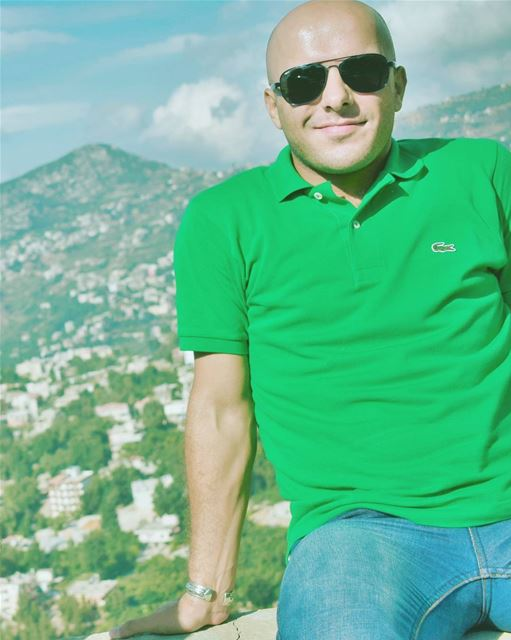 🙋 Portrait Me Myself I am a Lebanese man Lebanon landscape men ... (Bkaa Safreïn, Liban-Nord, Lebanon)