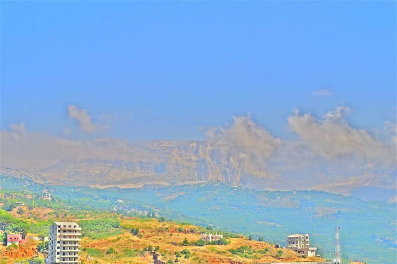 Amazing! WOW Lebanon Lebanese Danniyeh ElSfireh village landscape... (Denniyeh)