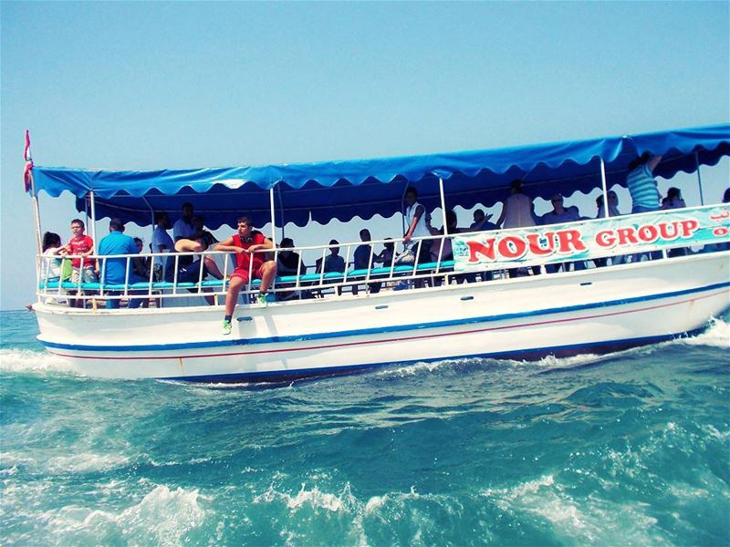 Time to enjoy the weekend 🌊🌊🌊 Boat People Beautiful Keepcalm ... (El-Mina, Tripoli)