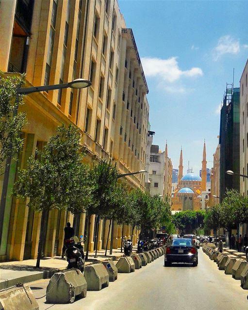 Beirut 💖 (Downtown, Beirut, Lebanon)