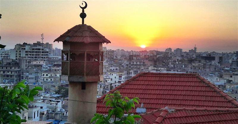 Sunsets are amazing, especially in Tripoli 😍 Lebanon Lebanese city ... (Tripoli, Lebanon)