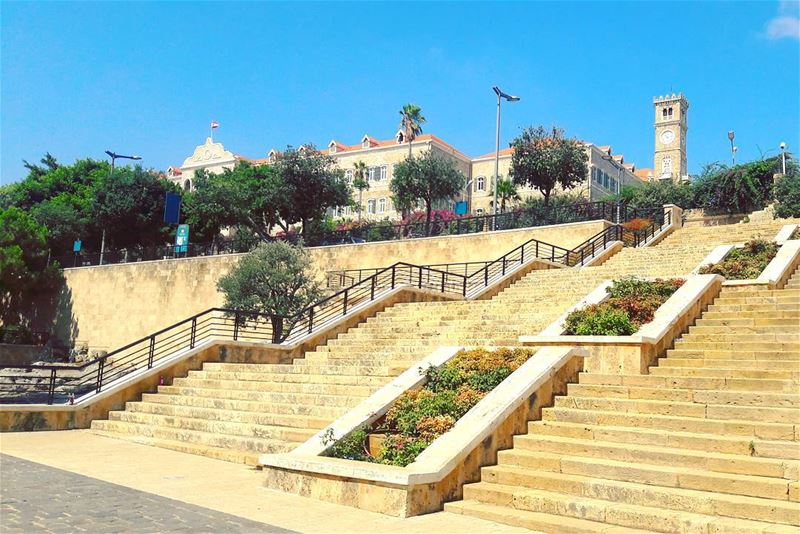 Lebanon 💖 Hot Beirut Liban LiveLoveBeirut LiveLoveLebanon ... (السراي الحكومي)