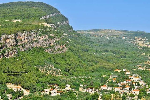Good morning from Batroun's mountains | Join me on Facebook for more... (Batroun District)
