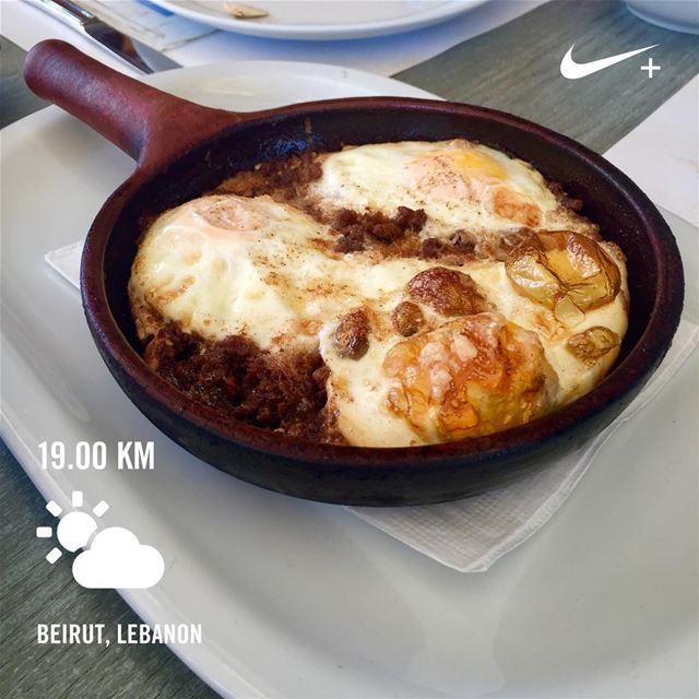 How to gain calories with no regrets! runwithus BeirunCrew ... (Beit Ward)