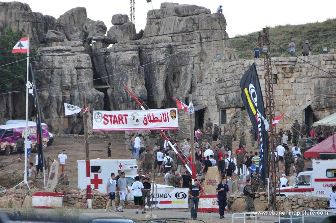 Laqlouq Cedars Army Marathon 2012