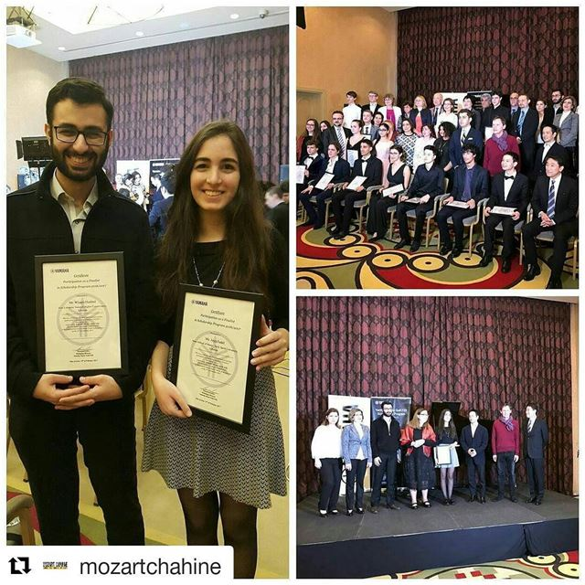 Repost @mozartchahine with @repostapp・・・It was an honor having our...