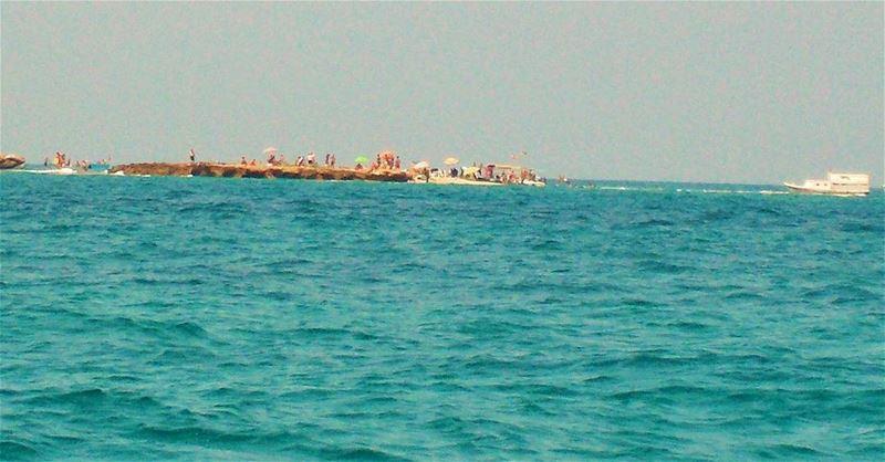 🌊🌊🌊 Beautiful refreshing day Keepcalm Mediterranean Sea Amazing... (طرابلس - الميناء)