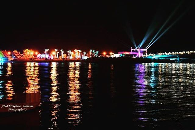The Mina rocks in Ramadan 🌛🌛🌛 | Join me on Facebook for more pictures ╰▶ (جزيرة عبد الوهاب)