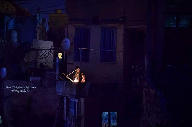 Light a candle instead of cursing the darkness | Join me on Facebook for... (Tripoli, Lebanon)