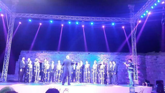 Fayhaa choir | كورال الفيحاء Lebanon Lebanese Talented youth ... (Tripoli, Lebanon)