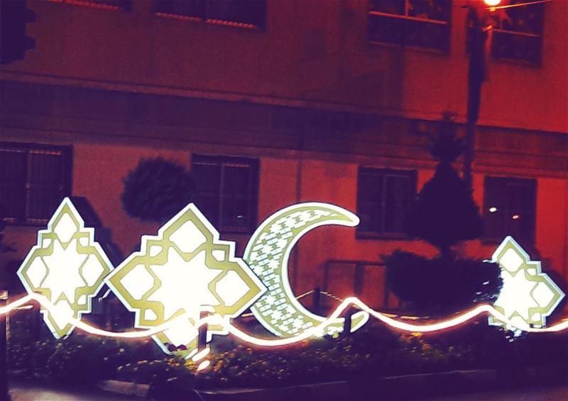 Ramadan vibes 🌛🌛🌛 Lebanon Lebanese Designs BeautifulLebanon ... (Tripoli, Lebanon)