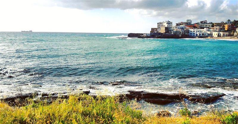 Beautiful View Keepcalm Mediterranean Sea TodayThis is not ... (Bahsa-Batroun)