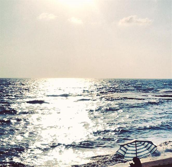 Reading on the beach 👓📖 Tripoli TripoliLB Lebanon Lebanese ... (طرابلس - الميناء)