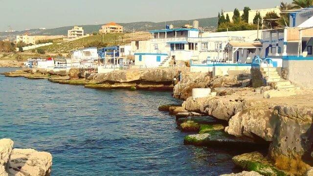 Anfeh Chekka Koura Lebanon Lebanese Mediterranean sea Mountain ... (Anfeh - Koura)