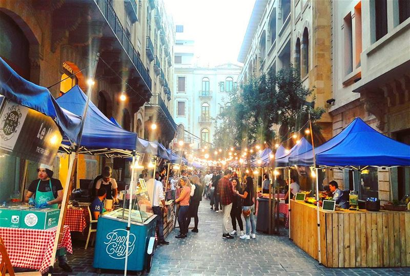 soukelakel nogarlicnoonions DownTown Beirut Lebanon LebanonEats ... (Souk el Akel)