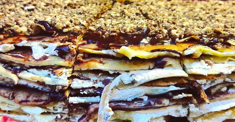 ❤ soukelakel nogarlicnoonions chocolatelover crepe chocolate sweet... (Souk el Akel)