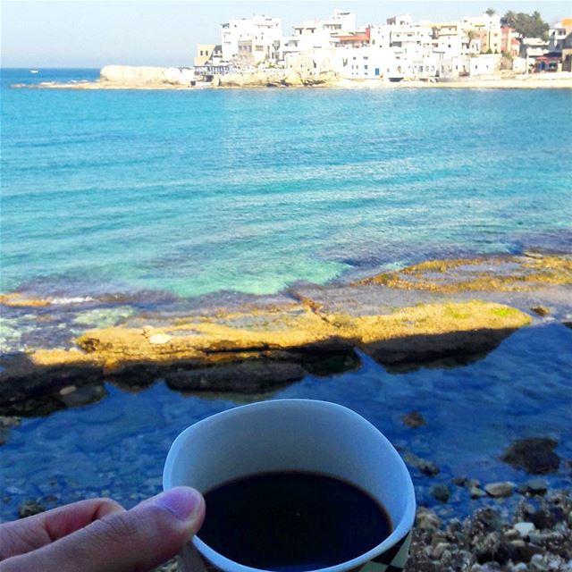 Live Love Coffee ☕ Batroun liban Coffee WhatsUpLebanon Morning ... (CNRS- National Center for Marine Sciences)