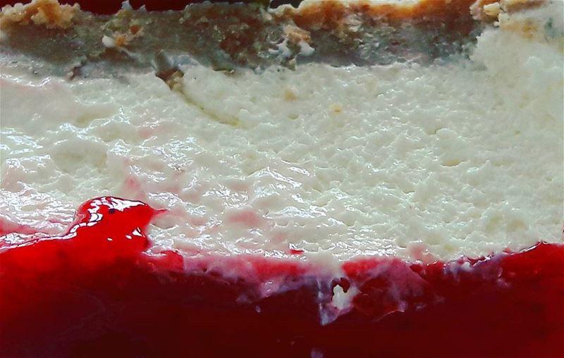 The cheesecake ❤❤❤ Lebanon Lebanese delights Cheesecake sweets food... (Batroûn)