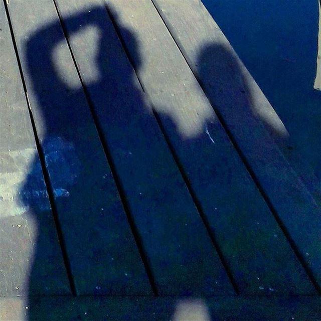 Everyone has a shadowy side... Our Shadows shadow shadowhunters ... (Tripoli, Lebanon)