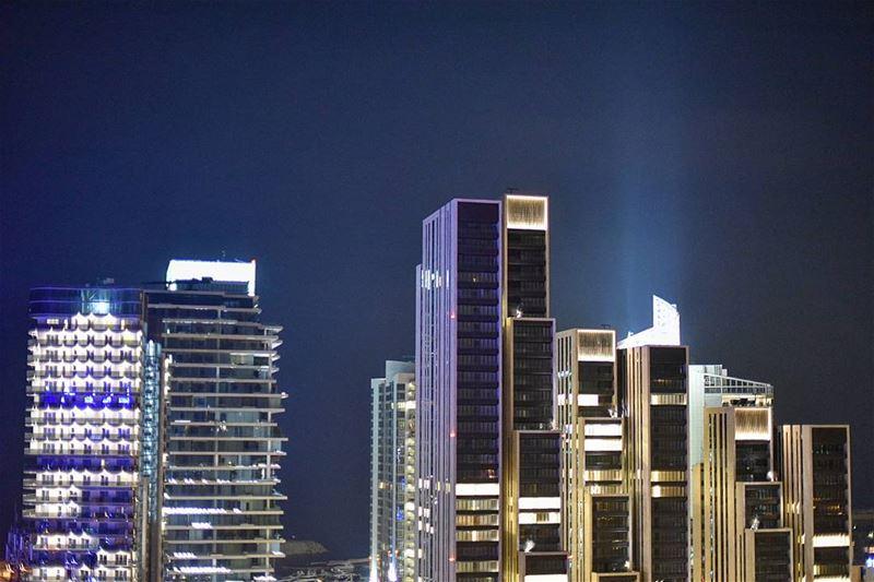 Beirut or newyork? Lebanon beirut beirutdowntown ig_lebanon ... (Beirut, Lebanon)