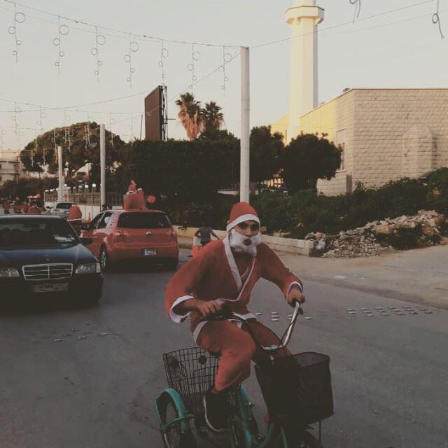 Batroun's Christmas ambiance livelovedecember LiveLoveLebanon ... (البترون)