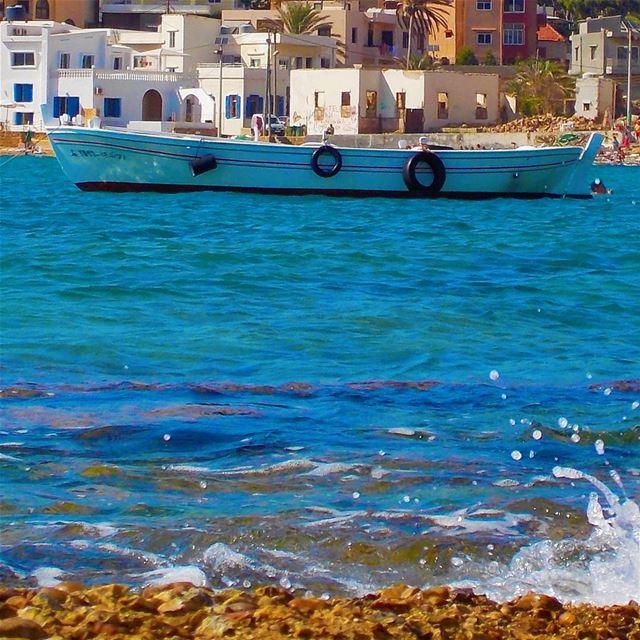 Keep calm and sail on... Good morning everyone! ﻟﺒﻨﺎﻥ Batroun liban ...