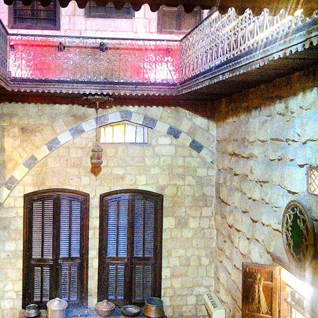 Beautiful Lebanese architecture....chez Akra TripoliLB instaTripoli ...