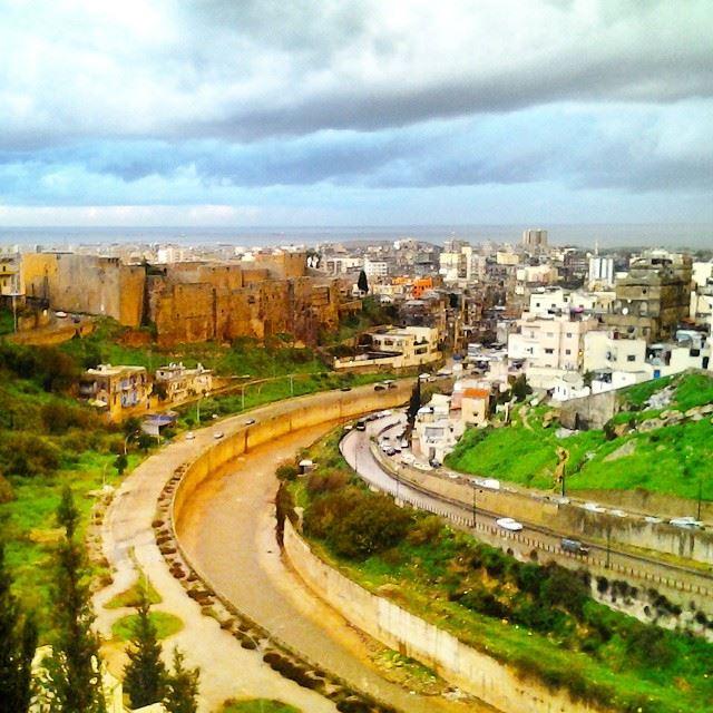 What a beautiful rainy day!!!! TripoliLB instaTripoli LiveLoveTripoli ...