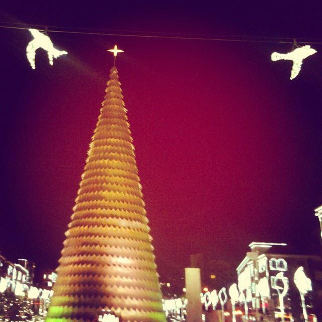 Season's greetings from Byblos christmas xmas season December ...
