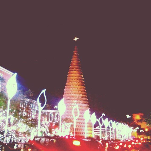 Live from Byblos : It's Christmas season christmas xmas season ...