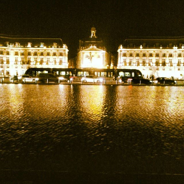 Bordeaux....the elegant city! Place  PlaceDeLaBourse  Europe  Bordeaux ...