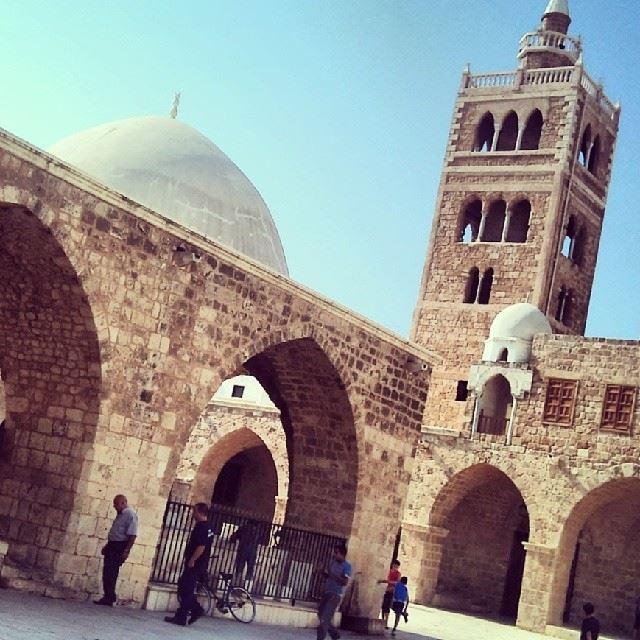 The Mansouri great mosque of Tripoli. TripoliLB instaTripoli ...