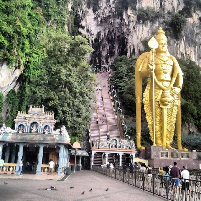 Batu caves, Kuala Lumpur, Malaysia. BatuCavea Bigcities igersMalaysia ...