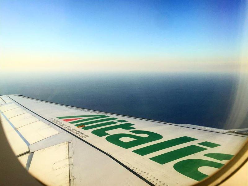 Alitalia travelphotography travelgram leo love soul mybeirut ... (Beirut, Lebanon)
