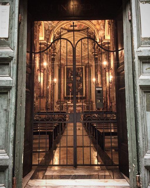 travelphotography travelgram leo love soul mybeirut myquotes ... (Sant'Ignazio Church, Rome)