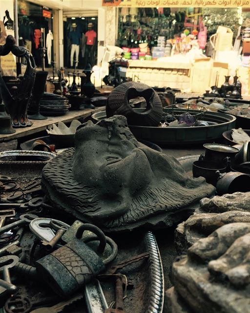 Collect things you love, that are authentic to you (Tyre Souks)