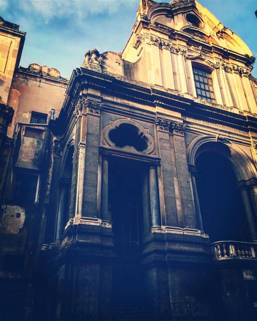 travelphotography travelgram leo love soul myquotes mylebanon ... (Napoli (centro Storico))