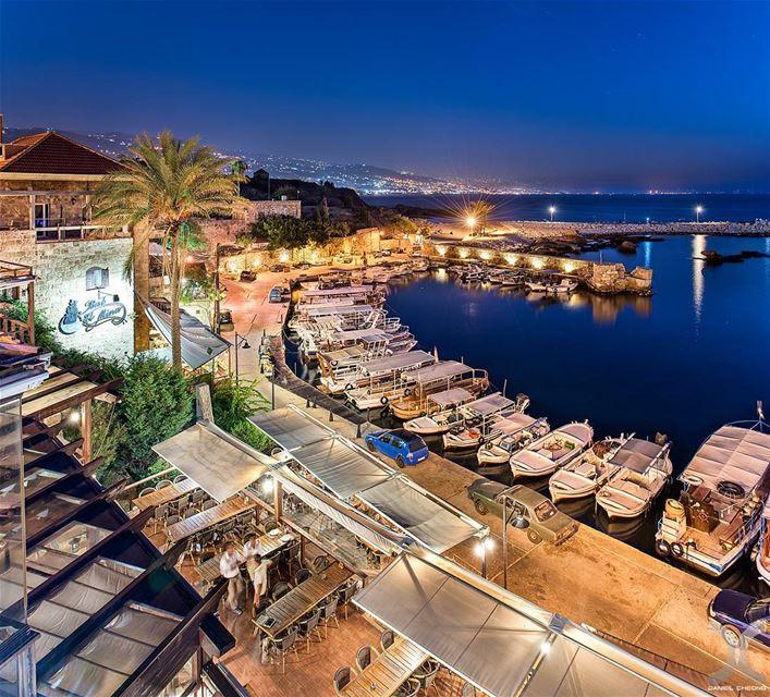 Byblos Port - Jbail بيبلوس/جبيل