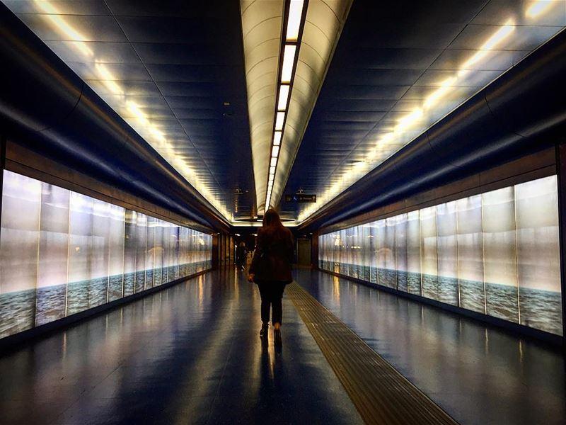 travelphotography travelgram leo love soul desert mydubai mybeirut... (Toledo (Naples Metro))