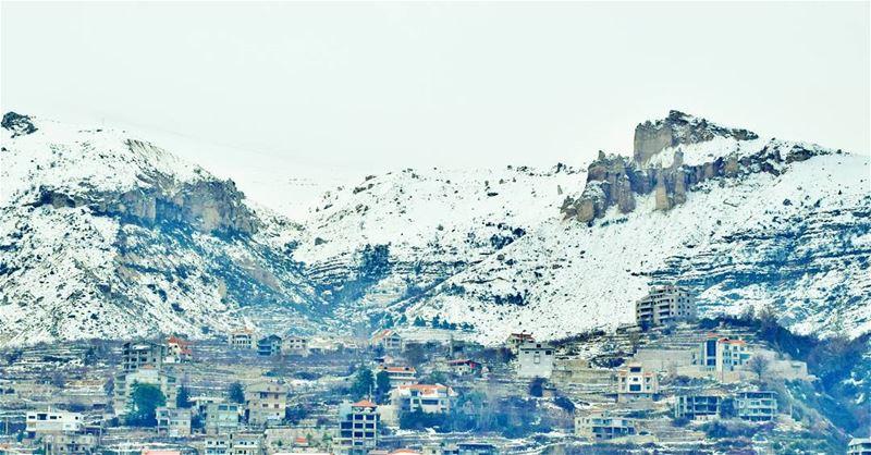 Good morning Lebanon 😍 | Like my photography Facebook page ╰▶ Abed El... (Bsharri, Lebanon)