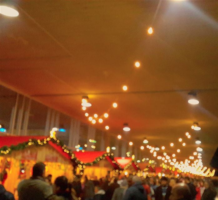 Live Love Tripoli 💓💓💓 Tripoli's Christmas Market ceremony was really... (Rachid Karami International Fair)