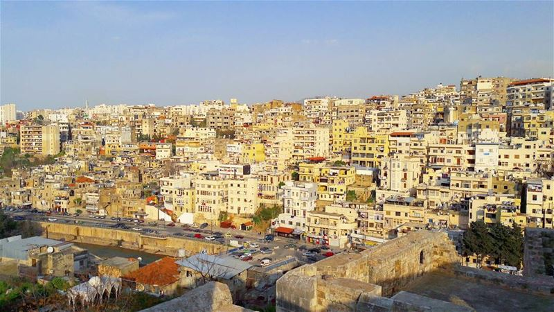 There is evidence of settlement in Tripoli that dates back as early as... (Tripoli, Lebanon)