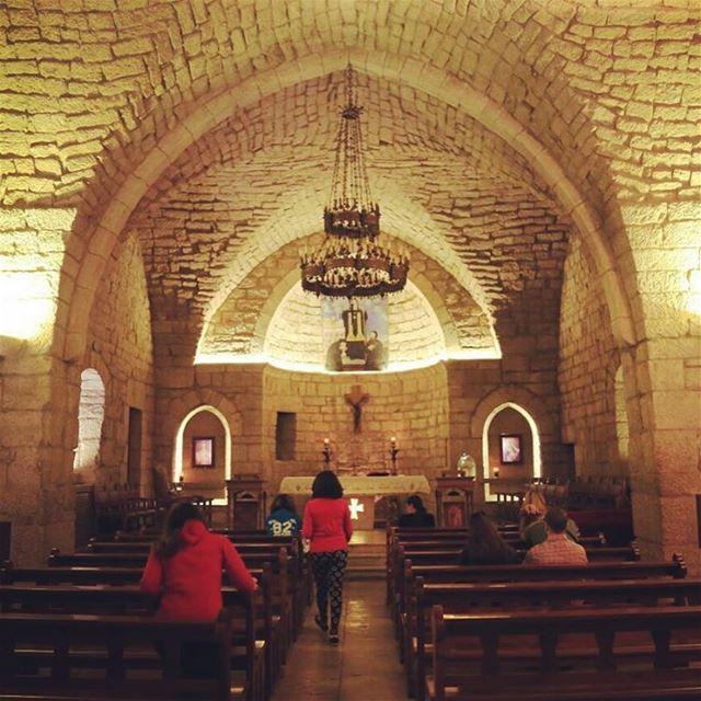 mar maroun church (St Charbel - Anaya)