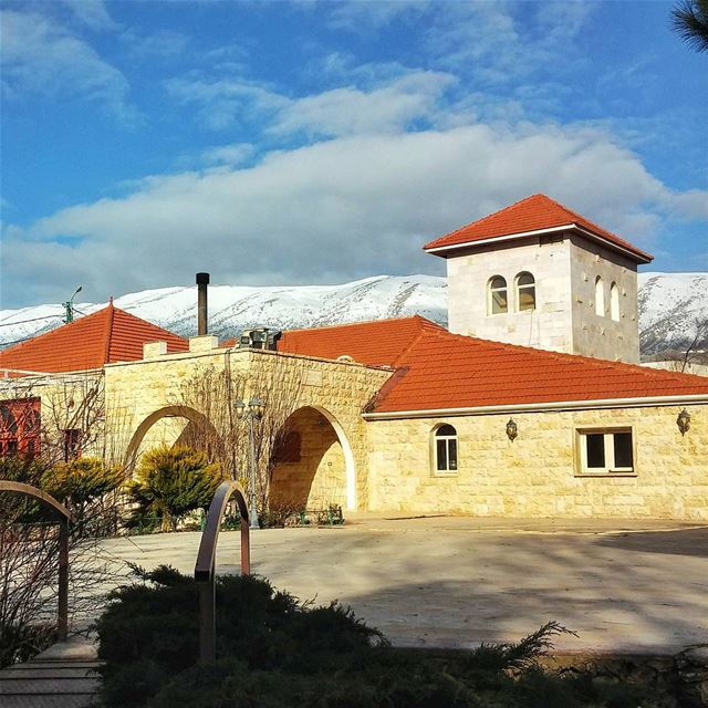👋😍 lebanon nature naturelovers natureporn landscape follow4follow ... (West Bekaa Country Club)