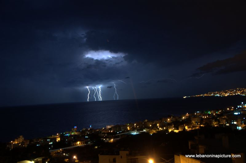 Thunder and Lightning Fall 2012