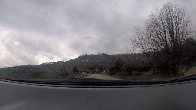 Sunday .. Roadtriping .. Lebanon ❤ gorpro goprosession goprolife ... (Al Mutayn, Mont-Liban, Lebanon)