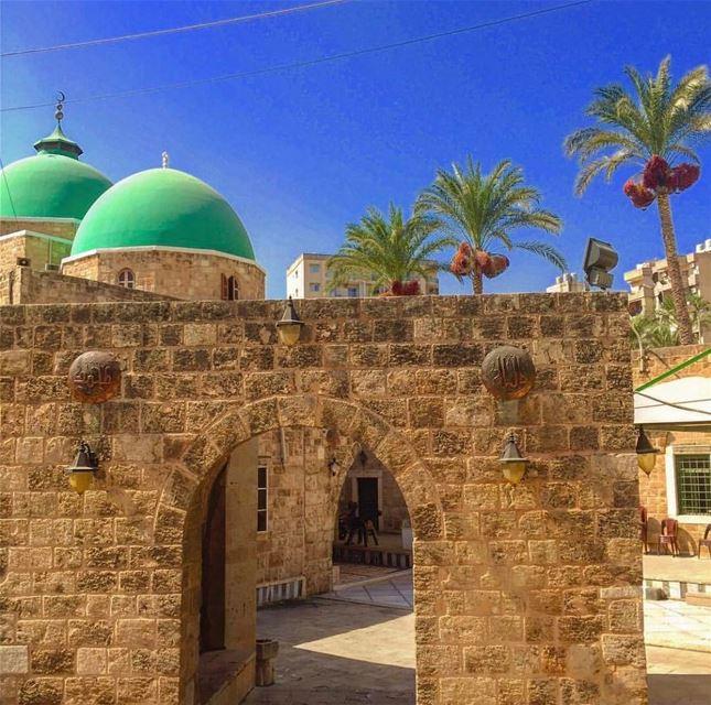 Tinal mosque ig_lebanon tripoli ... (Tripoli, Lebanon)