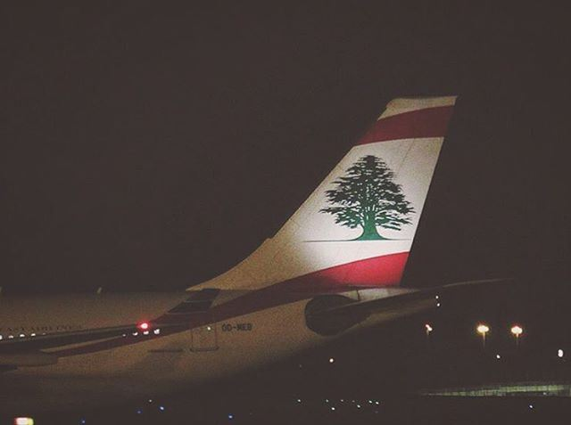 In a 🛫 state of mind(Beirut International Airport Departure)