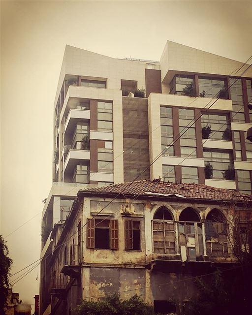 old vs new oldvsnew beirut lebanon love death ... (Beirut, Lebanon)